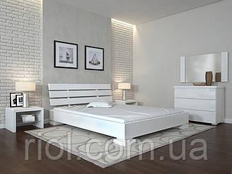 Ліжко дерев'яна Прем'єр