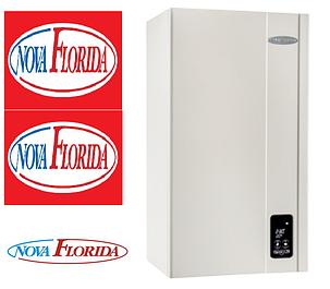 Котел газовый двухконтурный (настенный) Nova Florida Virgo CTFS 28 AF (турбированный), фото 2