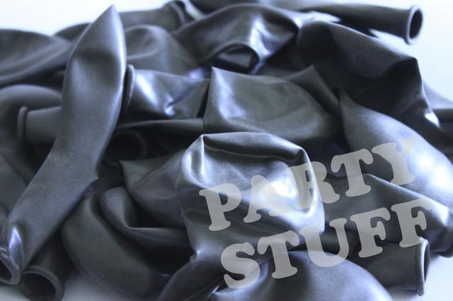 Надувной шар пастель коричневый