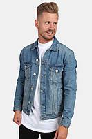 Джинсовая мужская куртка Jack Jones, фото 1