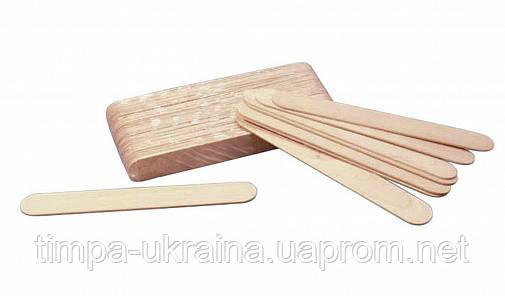 Шпатель деревянный (100 шт), фото 2