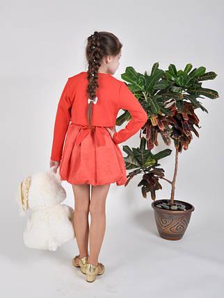 Детское платье с болеро Kolibri 0214, фото 2
