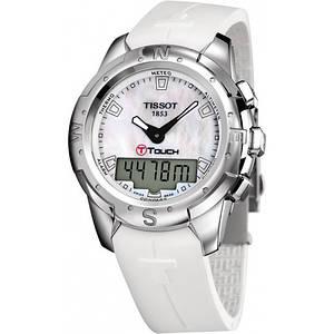 Часы женские Tissot T-Touch T047.220.47.111.00