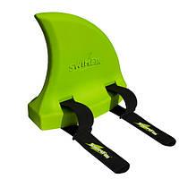 SwimFin плавник акулы, жилет для плавания салатовый