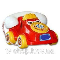 Іграшка: Каталка Телефон, середній