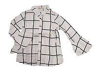 Рубашка-туника для девочек оптом, Glo-story, размеры 110-160, арт. Код: GCS-6195, фото 1