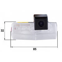 Штатна камера заднього виду Falcon SC63-HCCD. Lexus CT