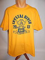 Мужская футболка GILDAN оригинал р.52 071Ф , фото 1