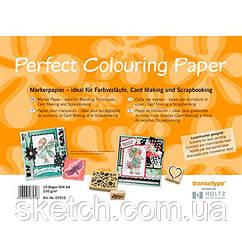Папір для маркерами Copic Transotype A4, 50 л/уп