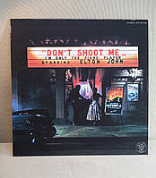 CD диск Elton John - Don't Shoot Me I'm Only the Piano Player , фото 1