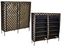 Текстильный шкаф переносной для обуви GABI, фото 1