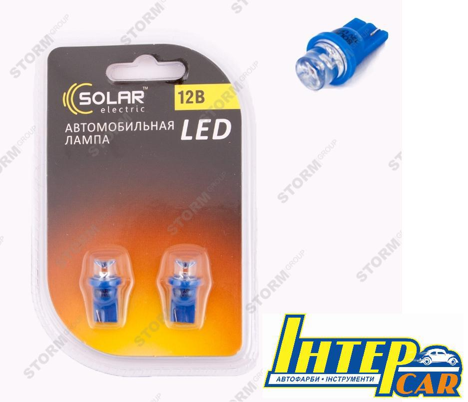 LED лампа SOLAR LF112