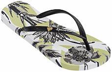Оригинал Вьетнамки женские 82366-21666 Ipanema Summer White/Black