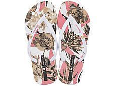 Оригинал Вьетнамки Женские 82366-20700 Ipanema Summer Pink/White