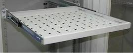 ШС комплект висувної полиці у 800 1U(в)х19(ш)х550(гл)