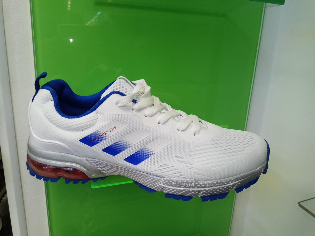 15ba189391a7 Мужские кроссовки Adidas Marathon 2018 White  продажа, цена в Киеве ...