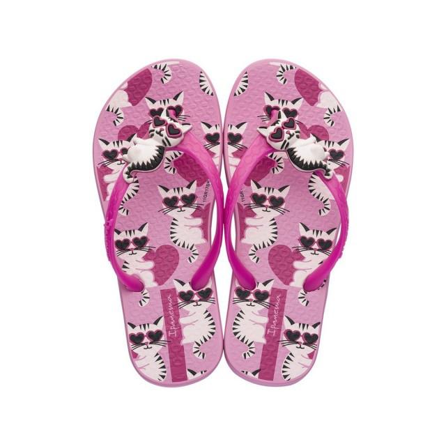 Оригинал Вьетнамки Детские для девочки 82400-21532 Ipanema Pets Kids Pink