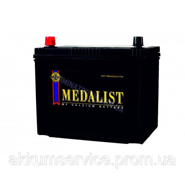 Аккумулятор автомобильный Medalist (55B24R) Asia 45AH L+ 430A
