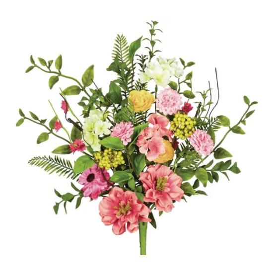 Цветы, веточки, зелень