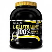 Аминокислоты L-Glutamine Biotech 240 грамм