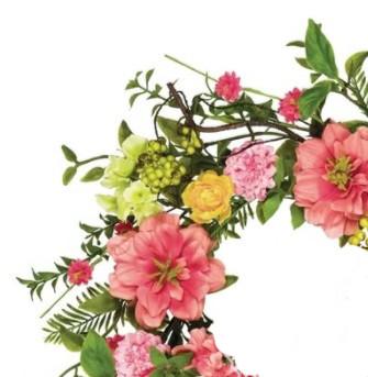 Цветы искусственные (ветки, букеты)