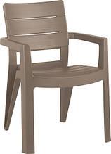 Крісло-стілець IBIZA капучіно (Allibert)