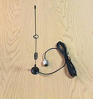 """2G/3G/4G антенна на магните c """"N"""" разъемом 698-2700 МГц  7 дБ, фото 1"""