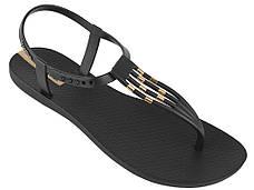 Оригинал Сандалии женские 82309-20766 Ipanema Premium Sunray Sand Black/Black