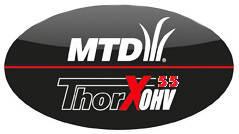 Поршневое кольцо для двигателя MTD ThorX 55 OHV