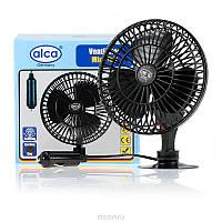 Вентилятор автомобильный Alca 524 100 на присоске 12В