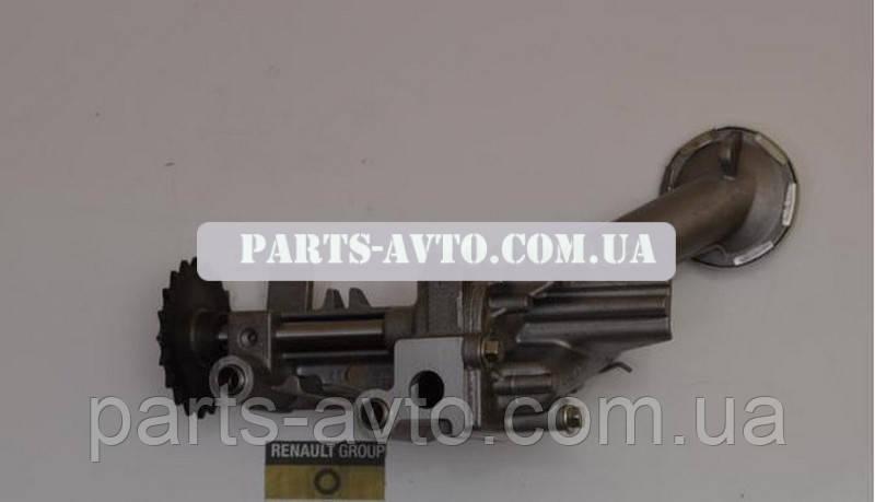 Насос масляний Renault Trafic 2 (Original 8200741642)