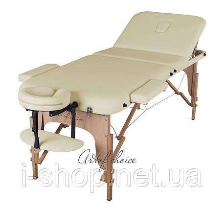 Массажный стол HQ03-DEN, фото 2