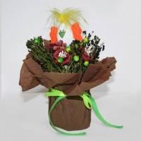 Пасхальные сувениры, Пасхальная композиция, 18х10 см, Пасхальные подарки, Днепропетровск
