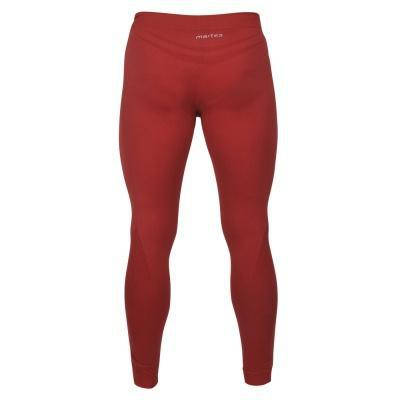 Мужские термоштаны Martes Pendo Dark RED, фото 2
