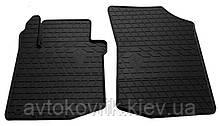 Гумові передні килимки в салон Toyota Aygo 2005- (STINGRAY)
