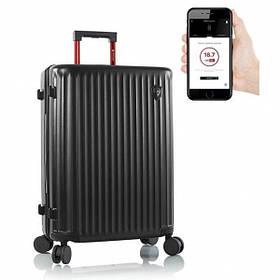 Чемодан Heys Smart Connected Luggage (M) Black