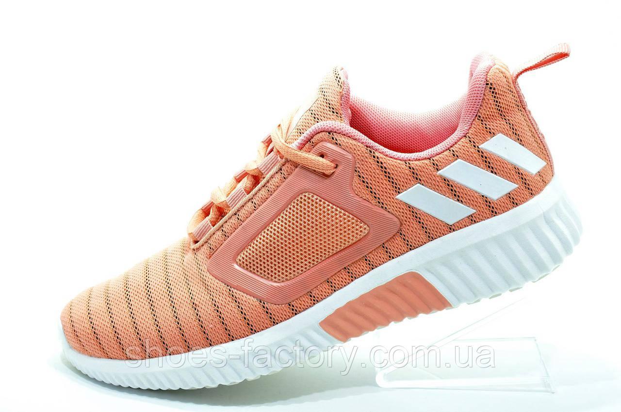 Женские кроссовки в стиле Adidas Climacool Cm, Peach color