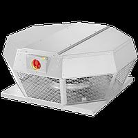 Крышный вентилятор в алюминиевом корпусе DHA 400 ECP 30