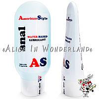 Интимная гель-смазка для секса водной основе American Style 115 мл