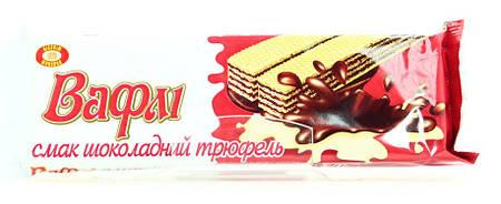 Вафли Шоколад-Трюфель 50г ХБФ