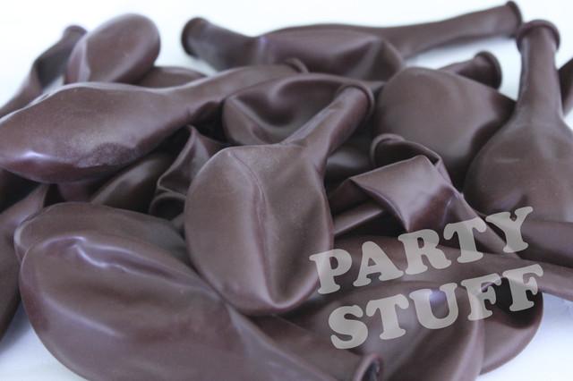 Надувные шары G90 пастель Бургунд