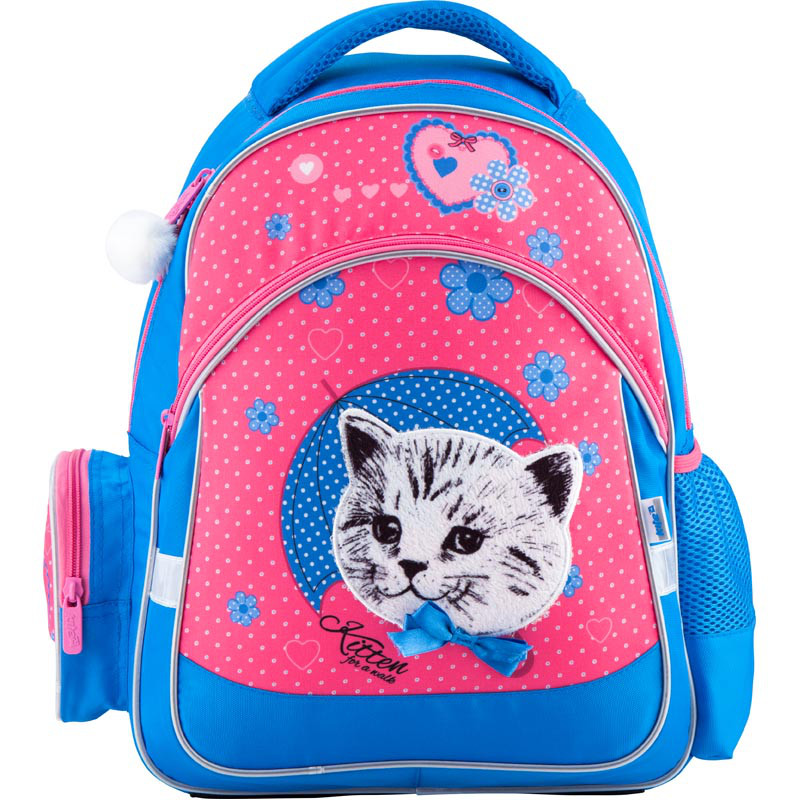 0cf9bb36fcb4 Рюкзак школьный Kite Pretty kitten K18-521S-2, Kite, 927,42 грн ...