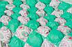 """Детское воздушное одеяло-коврик Бом-Бон с принтом  """"Пирожные с мятой """", фото 2"""