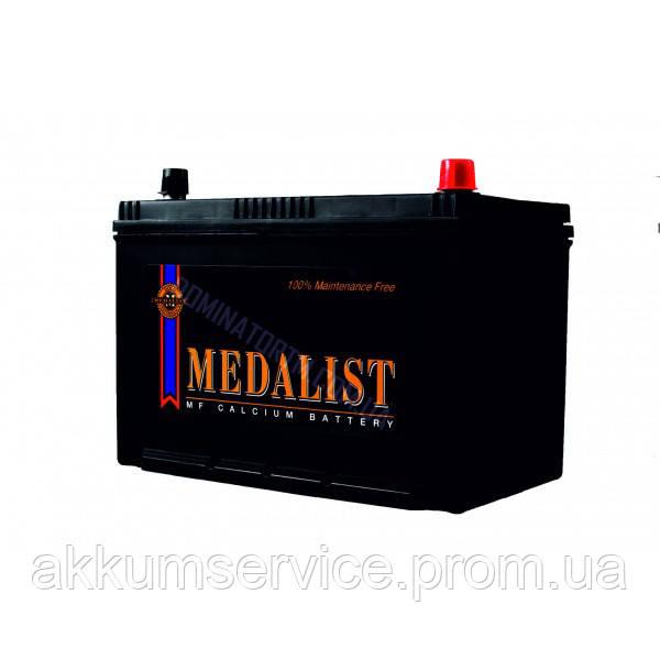 Аккумулятор автомобильный Medalist (115D31L) Asia100AH R+ 800A