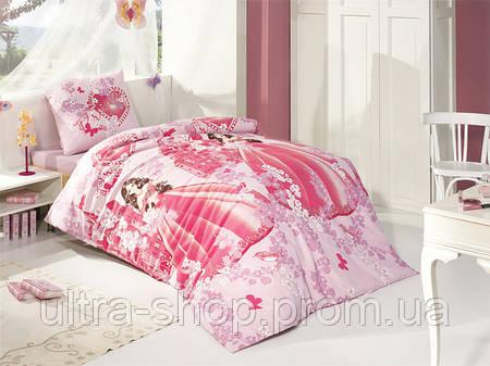 """Детское постельное белье """"Princess"""" First choice Турция бязь"""