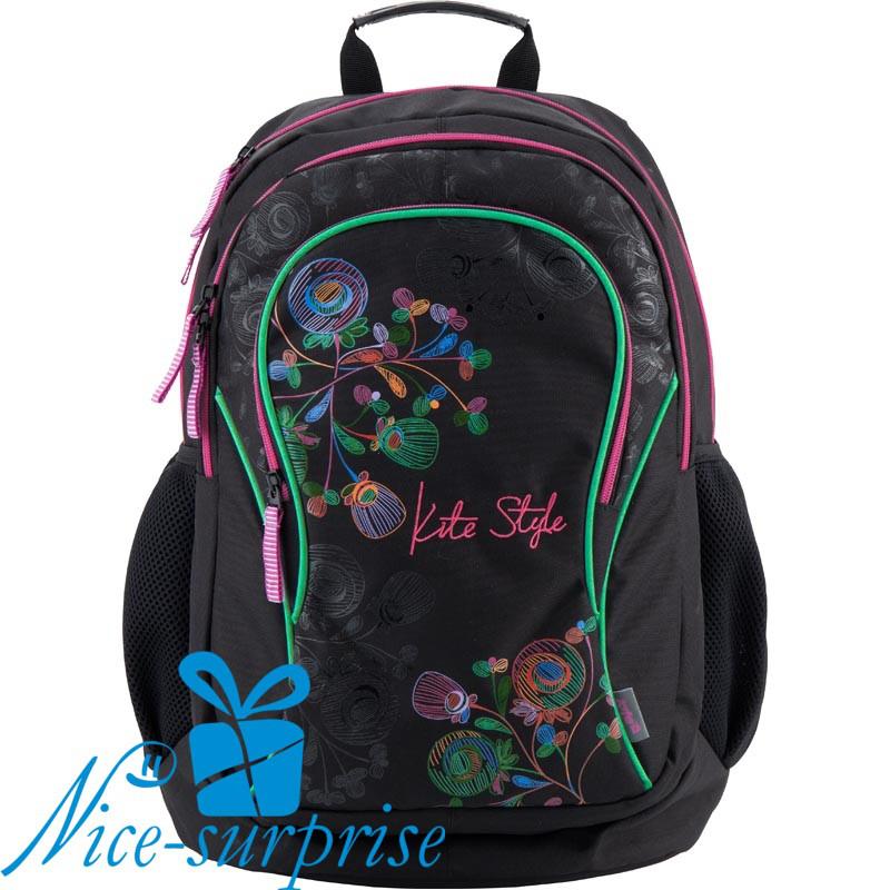 7f04c7a78ae2 Школьный рюкзак для девочки-подростка Kite Style K18-854L