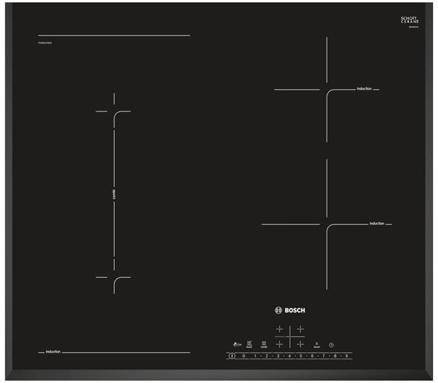 Индукционная варочная поверхность BOSCH PVS651FB1E