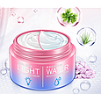 Увлажняющий крем и база под макияж BioAqua Double Color Cream  50 + 50 ml, фото 3