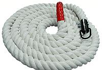 Канат тренировочный для лазания с кронштейном 7 м (40 мм)