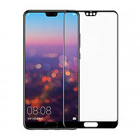 Закаленное защитное стекло Full Screen 0,26мм для Huawei P20